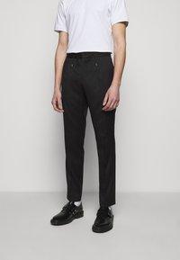 HUGO - HELIOS - Pantalon classique - black - 0