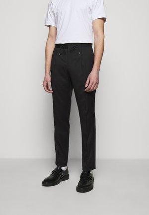 HELIOS - Kalhoty - black