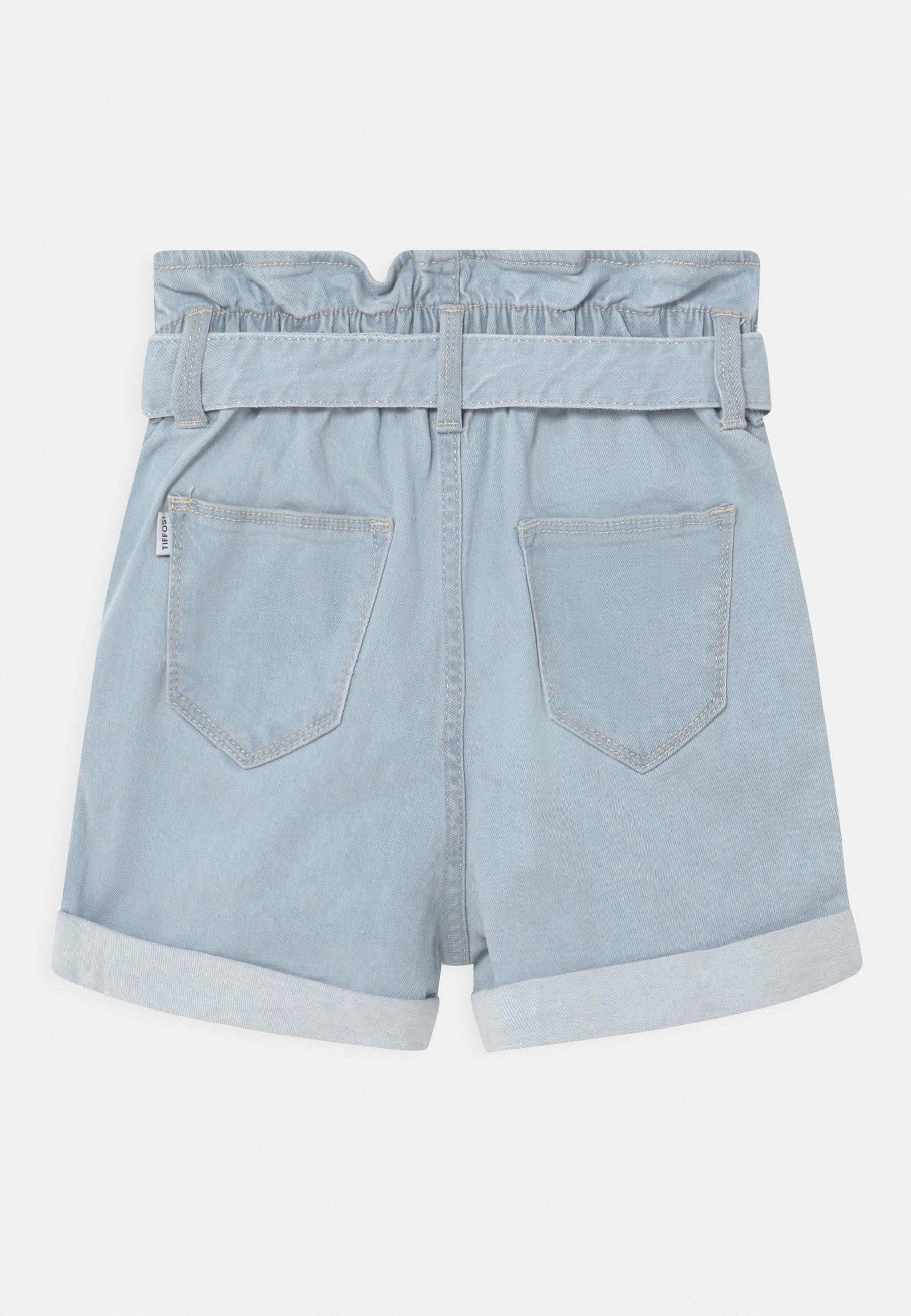 Kids PENELOPE - Denim shorts