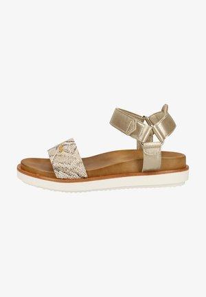 SCAPA SANDALEN - Walking sandals - platinum 360