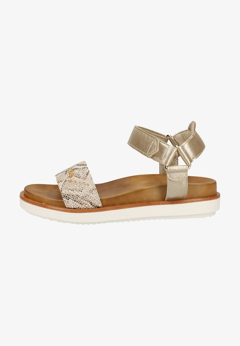 Scapa - SCAPA SANDALEN - Walking sandals - platinum 360