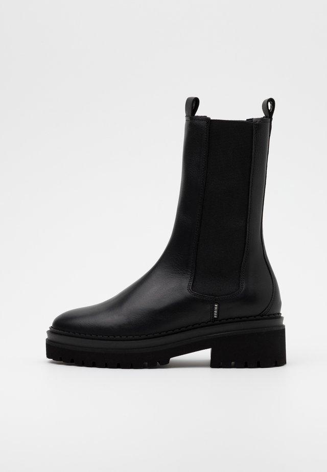 FAE ADAMS - Platform boots - black