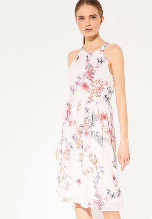 ZARTES MIT SCHLEIFEN-DETAIL - Cocktail dress / Party dress - light pink floral