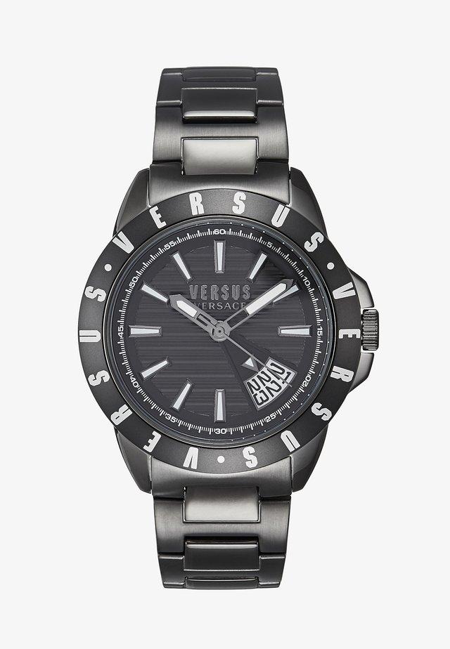 ARTHUR - Watch - gunmetal