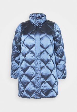 PAROLA - Down coat - blue