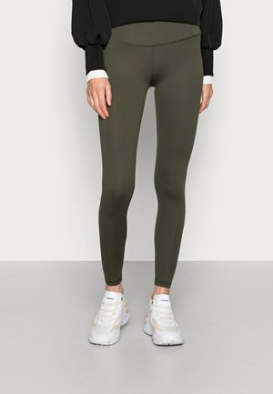 GLEE TIGHTS - Leggings - Trousers - army