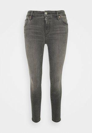 FARRAH ANKLE - Skinny džíny - dark grey