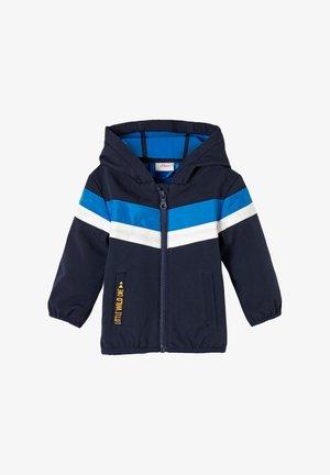 Soft shell jacket - dark blue