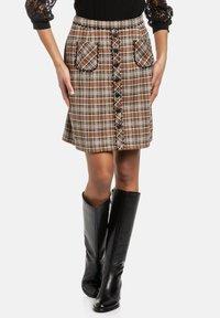 Vive Maria - A-line skirt - multi coloured - 0