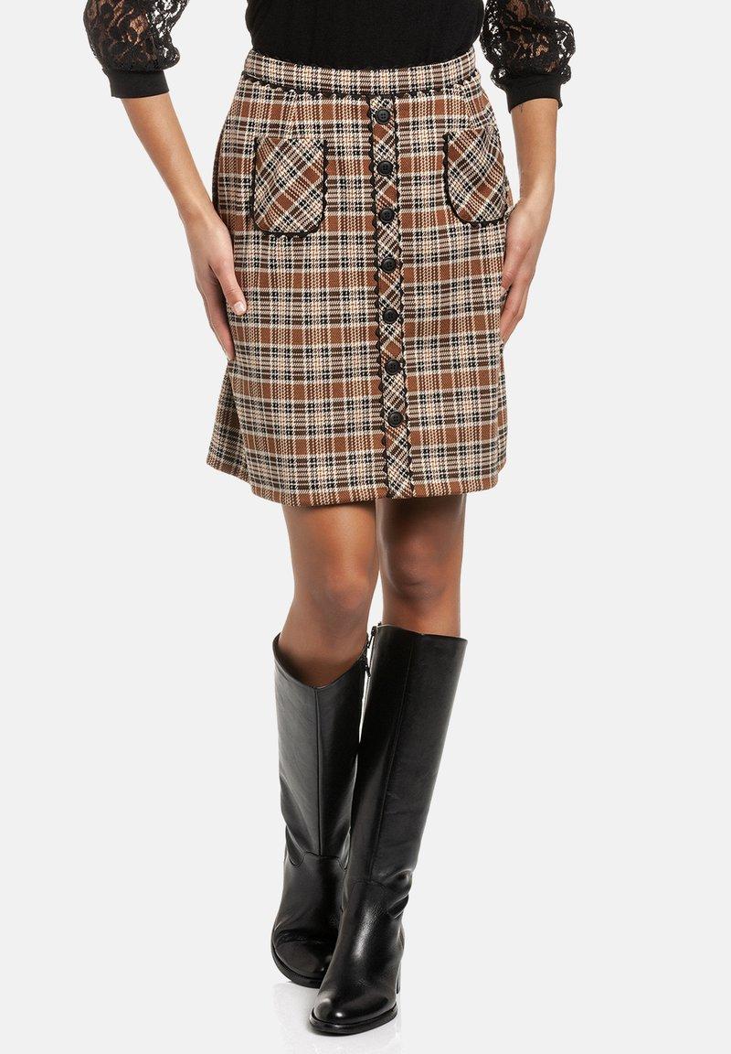 Vive Maria - A-line skirt - multi coloured