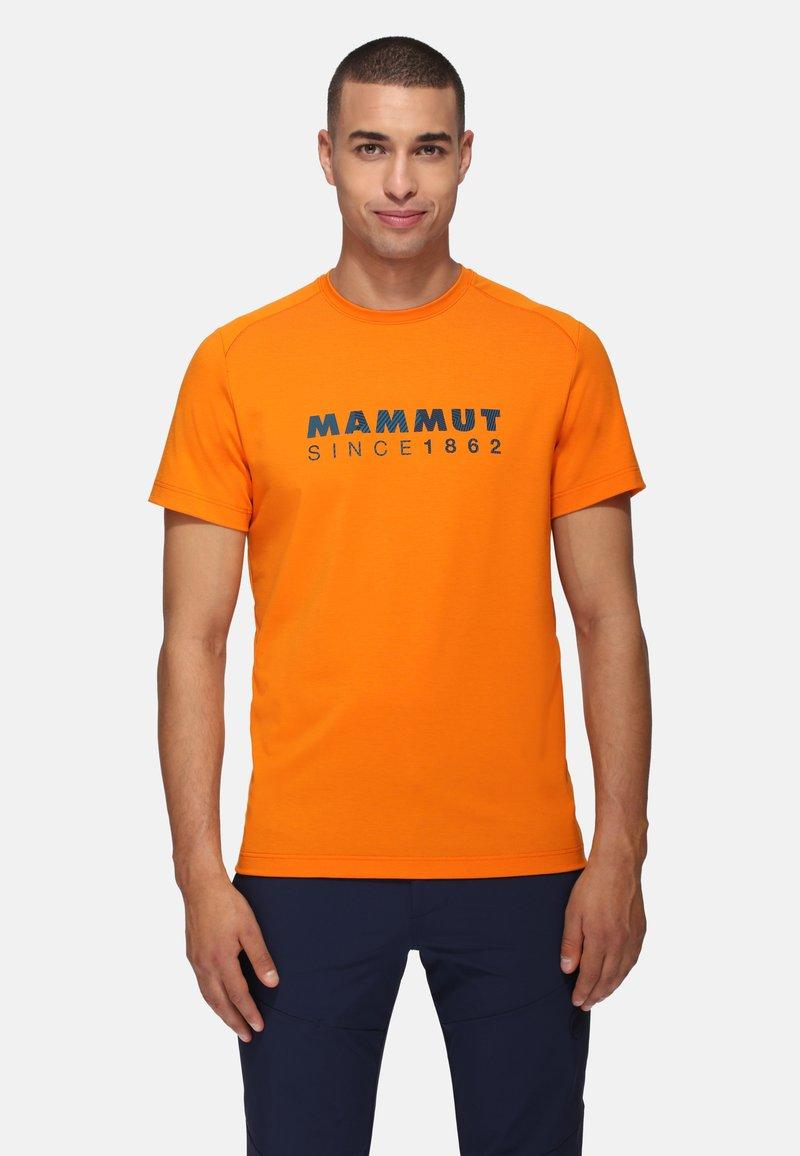 Mammut - TROVAT  - Print T-shirt - dark radiant prt1