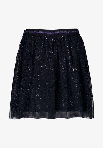 A-line skirt - dark moon