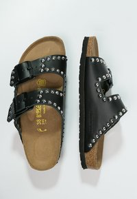 Birkenstock - ARIZONA - Sandaler - black - 1