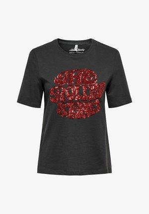 T-shirt imprimé - phantom