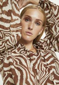 Karen by Simonsen - GAMEN - Blouse - safari zebra - 3