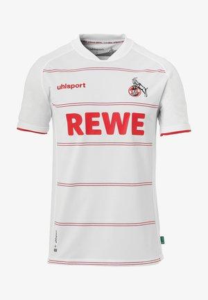 REPLICAS NATIONAL FC KÖLN HOME - T-shirt print - weiss