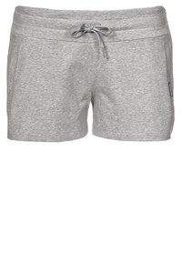 Reebok - JERSY SHORT - Shorts - medium grey heather - 0