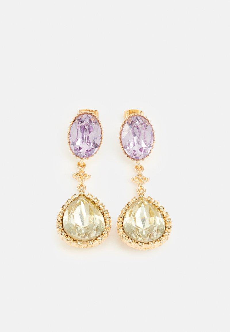 Pieces - PCKEN EARRINGS - Earrings - gold color