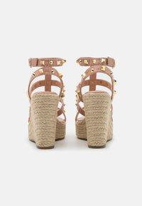 Tata Italia - Platform sandals - pink - 3