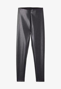 Tezenis - Leggings - Trousers - schwarz  - grey/black - 3