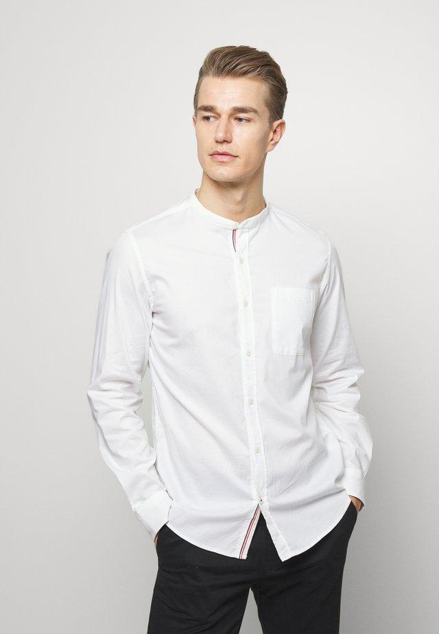 HEMD LANGARM - Shirt - white