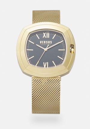 U AND ME GENT UNISEX - Horloge - gold-coloured