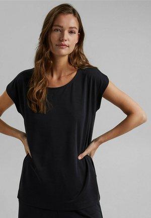 FASHION - Basic T-shirt - black