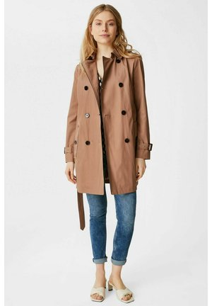 Trenchcoat - light brown