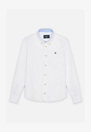 WASHED OXFORD  - Shirt - white