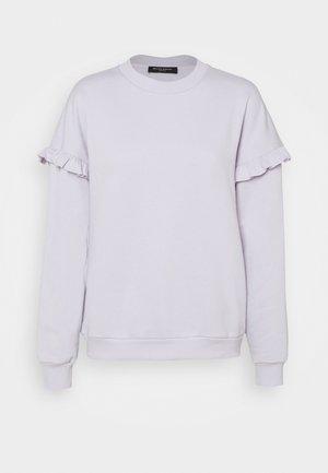 RUBINE RIEA - Sweatshirt - soft lavender