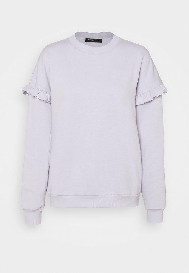 RUBINE RIEA - Sweater - soft lavender