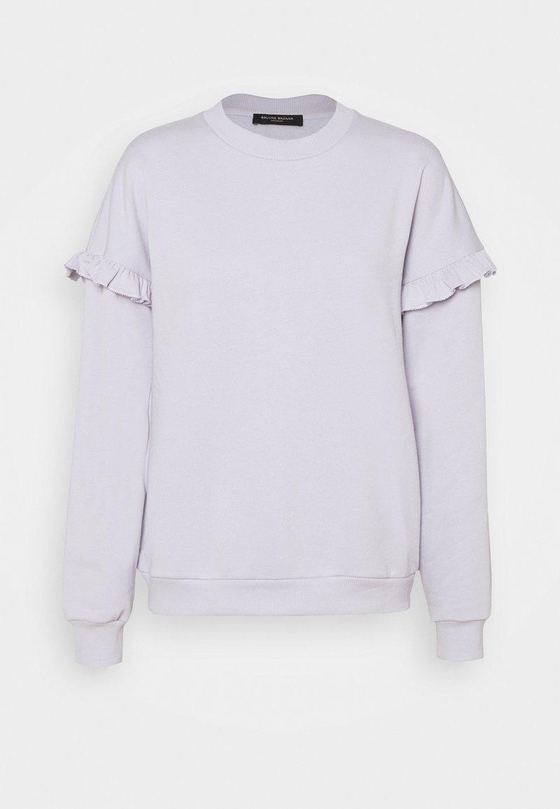 Bruuns Bazaar - RUBINE RIEA - Sweatshirt - soft lavender