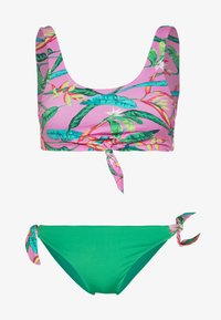 Banana Moon - NOUOBENTA LANAIA SET - Bikini - rose - 5