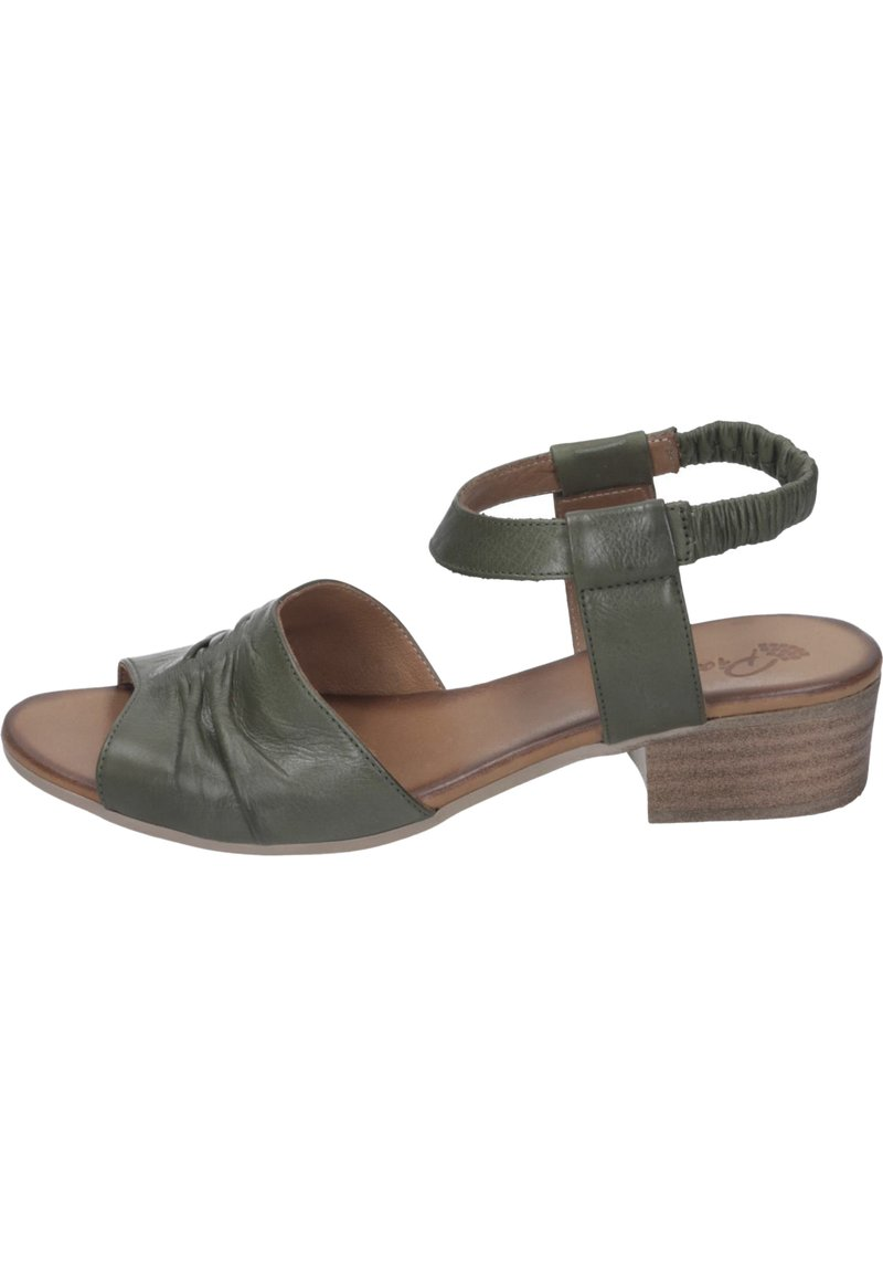 Piazza - Sandals - olive