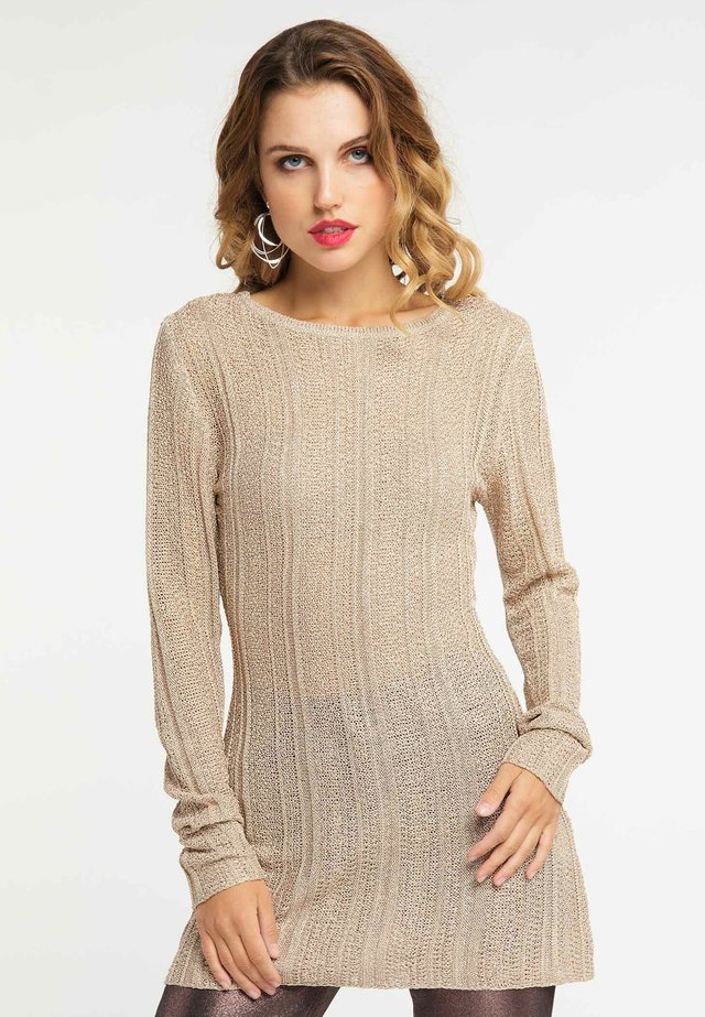 Sweter - gold