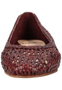 Sansibar Shoes - Ballet pumps - bordeauxrot - 5