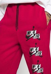 Jordan - PANT - Pantaloni sportivi - red - 4