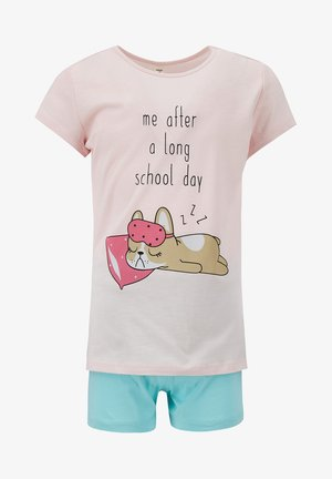 Pyjama set - turquoise