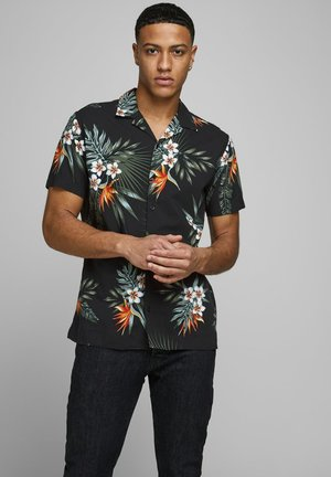 BOTANY  - Shirt - black