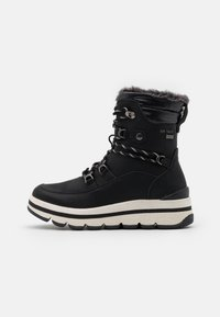 TOM TAILOR - Botas para la nieve - black - 1