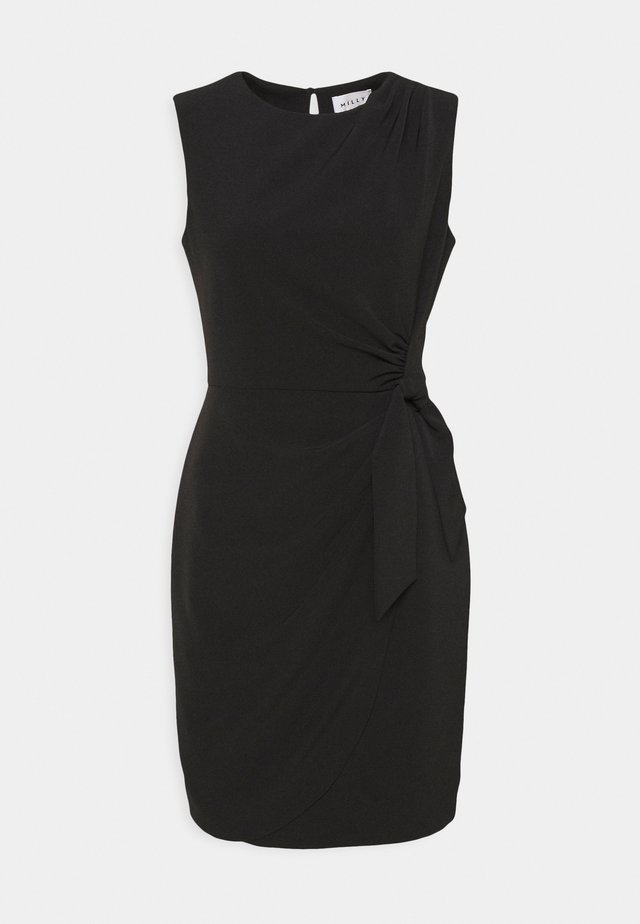 FELICIA CADY DRESS - Korte jurk - black