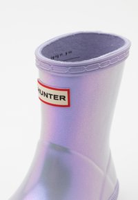 Hunter ORIGINAL - KIDS FIRST CLASSIC  - Wellies - pulpit purple - 5