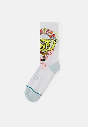 IMAGINATION BOB - Socks - white