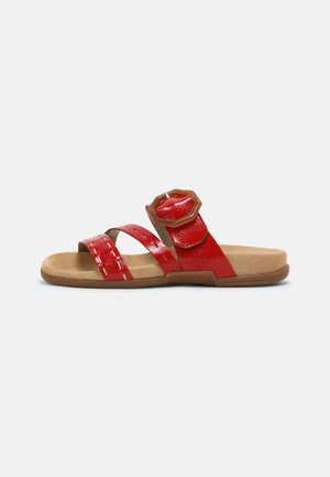 Pantofle - flamme