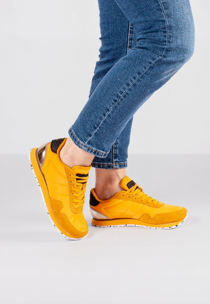 Woden - NORA III - Sneakers - yellow