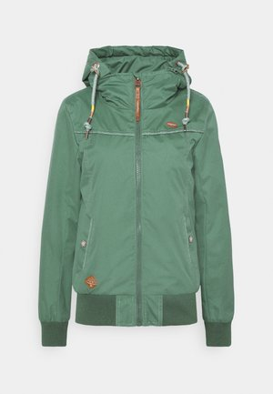 JOTTY - Chaqueta de entretiempo - dusty green