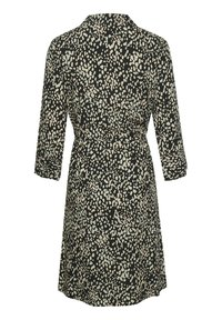 Soaked in Luxury - Shirt dress - black bean print - 3