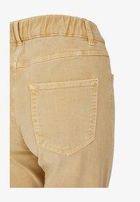 Angels - TAMA - Straight leg jeans - sand - 5