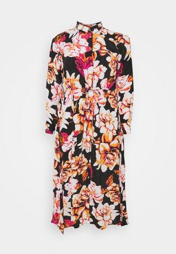 MNANNA DRESS - Robe chemise - black