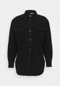 ARKET - JACKET - Short coat - black dark - 0